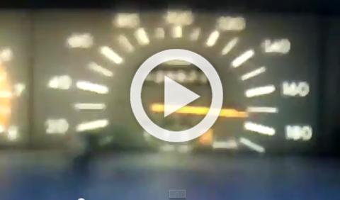 Multa de 3.000 euros al conductor que se grabó a 190 km/h