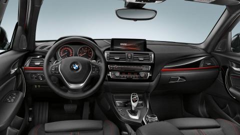 BMW 116d EfficientDynamics Edition