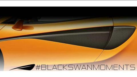 McLaren Sports Series puerta
