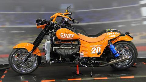 Chief Chevy Power, una moto con 1.003 CV
