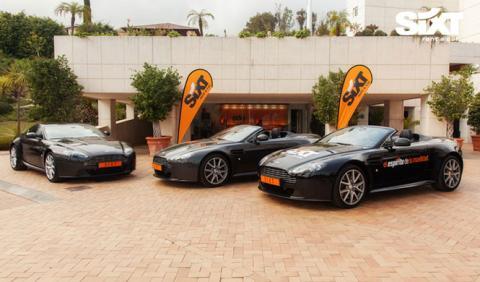 Alquiler coches de lujo Sixt