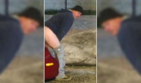 Inverosímil: buscan a un hombre que defecó en 19 coches