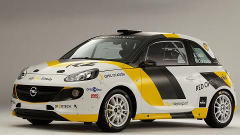 Red Opel Motorsport apuesta en femenino