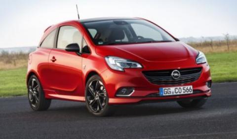 Opel lanza el Opel Corsa 1.4 Turbo
