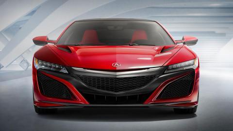 ¿Te parece bonito el Honda NSX 2015? mira su diseñadora...