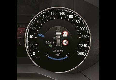 Limitador Inteligente de Velocidad de Ford