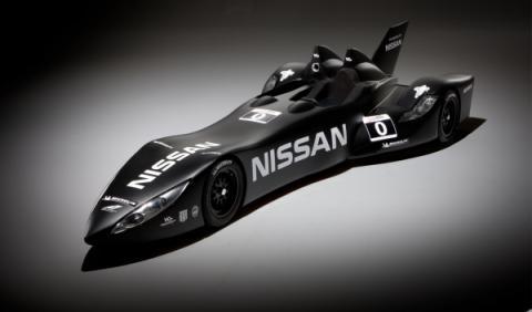 DeltaWing GT Race Concept: podría tener versión de calle