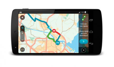 TomTom GO Mobile, aplicación gratuita para Android