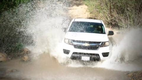 Icon Chevrolet Colorado ZR2 rio