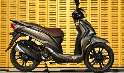 SYM, MV Agusta y Husqvarna en BCN Moto 2015
