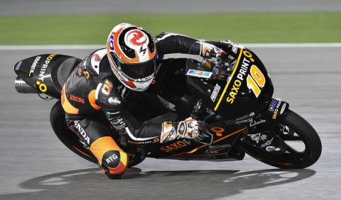 Clasificación Moto3 GP de Qatar 2015: Masbou, el más listo