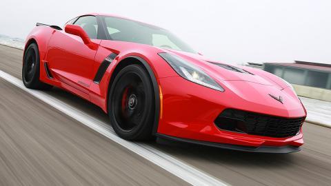 Prueba: Chevrolet Corvette Z06 en circuito