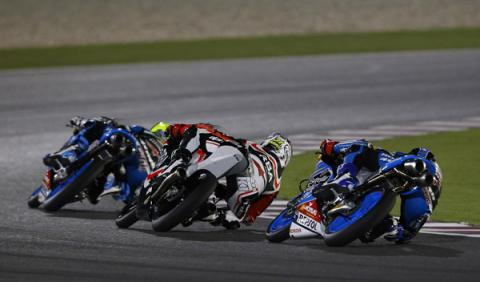 Resultados Moto3 GP de Qatar 2015