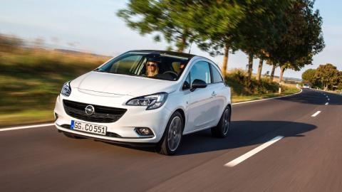 Opel Corsa GLP dinámica