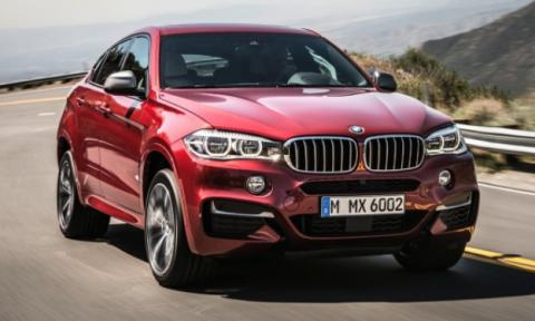 ¿Habrá un BMW X6 descapotable?