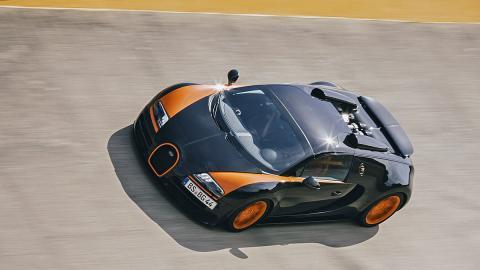 Prueba: Bugatti Veyron 16.4 Grand Sport Vitesse