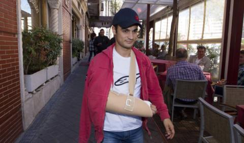 Dani Pedrosa, confiado tras su operación