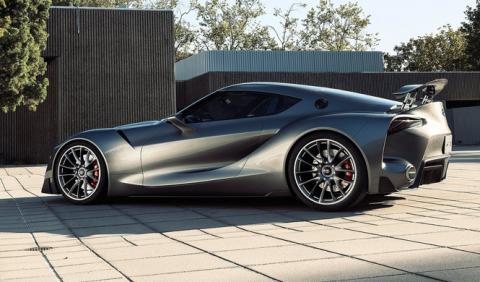 El futuro Supra podría tener más de BMW que de Toyota