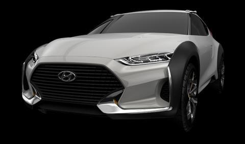 Hyundai Enduro, nacido de un SUV y una moto de enduro