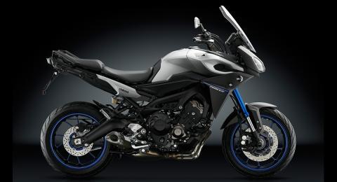 Yamaha MT-09 Tracer by Rizoma