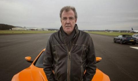 Jeremy Clarkson reaparecerá en la BBC el 24 de abril