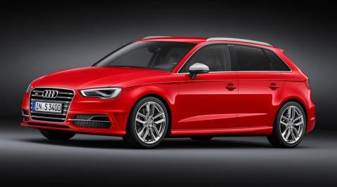 Audi S3 Sportback delantera