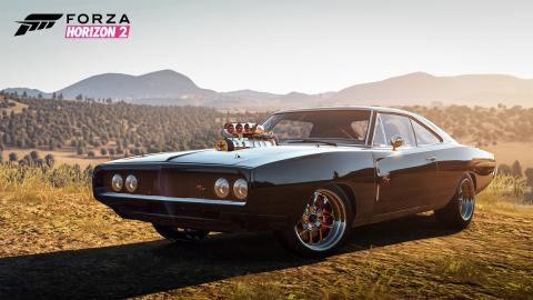 Forza Horizon 2 Furious 7 Car Pack - Dodge Charger blower