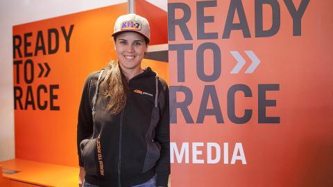 Laia Sanz ficha por KTM