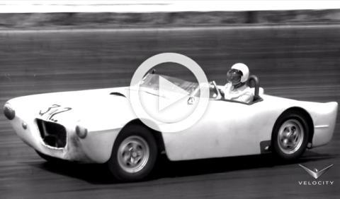Este es el coche que inspiró al Cobra de Caroll Shelby