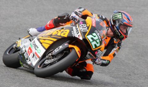 Libres 1 Moto2 GP de Las Américas 2015: Lowes domina