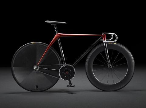 Bicicleta KODO de Mazda