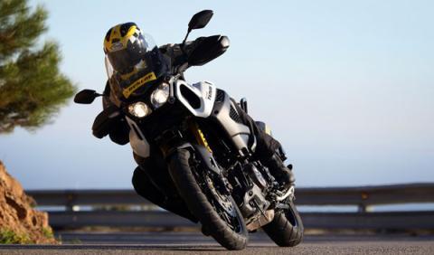 """Dunlop neumático de la """"FIM X Ruta de los Penitentes"""""""