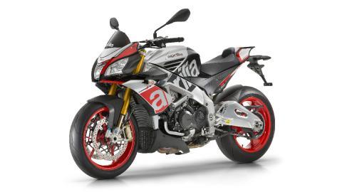 Aprilia Tuono 1100 RR y Factory, lo más en motos naked