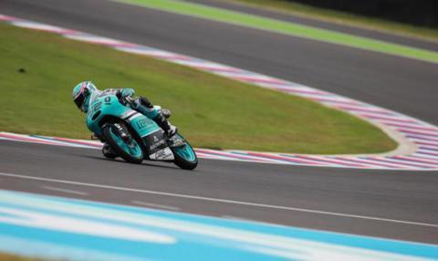 Libres 3 Moto3 GP de Argentina 2015: sigue la ley Kent