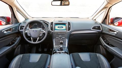 volante ford s-max 2015