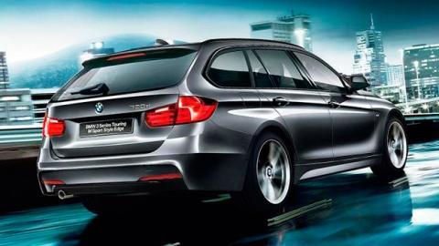 BMW Serie 3 M Sport Style Edge trasera