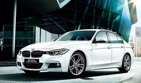 Oficial: BMW Serie 3 Edición Sport