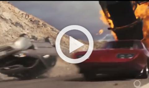 Todos los accidentes de Fast and Furious en un solo vídeo