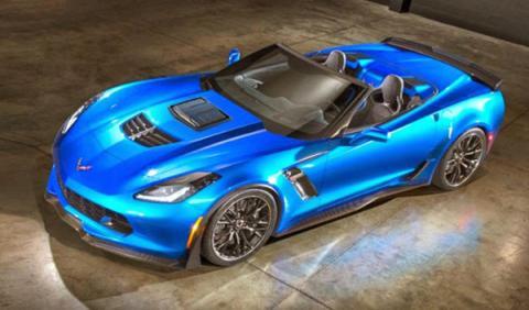 Callaway va a crear un Corvette Z06 'brutalmente' potente