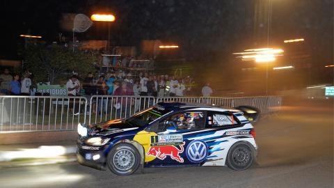 Sebastien Ogier abandona en el Rally de Argentina