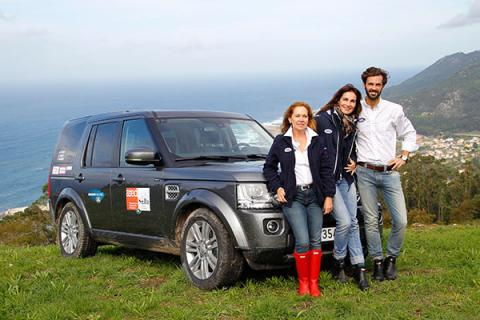 Land Rover Discovery Challenge 2014