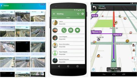 Apps para llevar en el coche