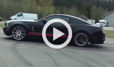 Comienzan las apuestas: ¿BMW M5 F10 o Mustang Shelby GT500?