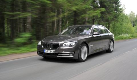 El BMW M7 podría llegar en 2016