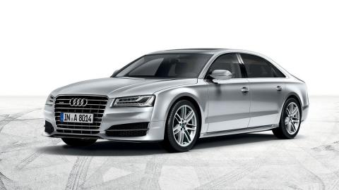 Audi A8 Sport, un S8 diésel solo para Reino Unido