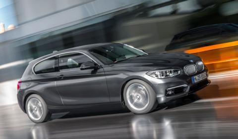 Prueba del BMW 116d EfficientDynamics Edition, de primera