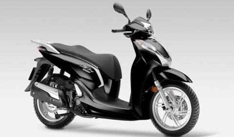 La nueva Honda Scoopy SH300i, en Barcelona