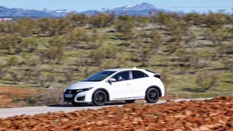 Honda Civic 2015 dinamica