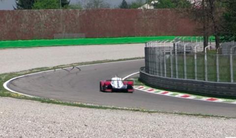 Vídeo: el Audi R18 e-tron 2015, a 330 km/h por Monza