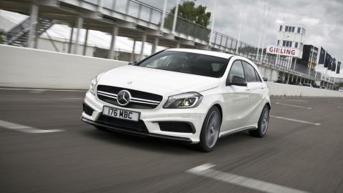 coches-mas-potencia-por-litro-mercedes-a45-amg